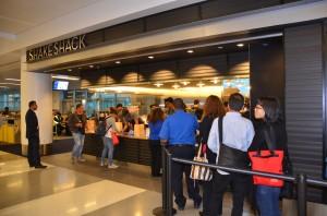 Shake Shack Delta's new Terminal 4