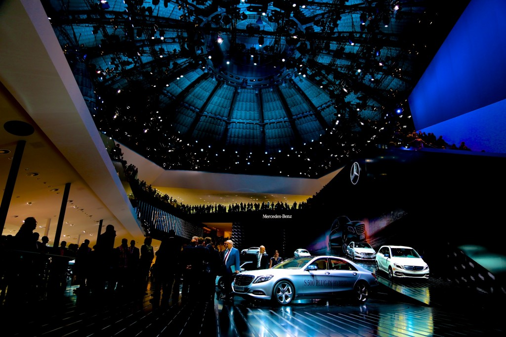 Mercedes at IAA