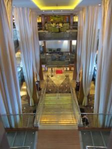 Celebrity lobby
