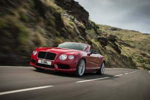 The GT V8 S Convertible