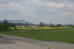 Zurich Airport Runway