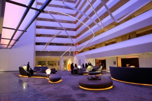 Lobby, Conrad New York