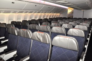 10-abreast seating on a 777-300ER