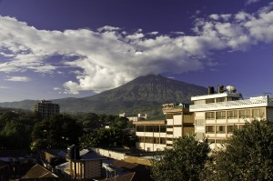 Arusha and Mount Meru