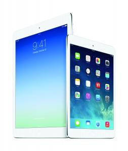 The iPad Air and iPad Mini
