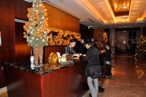 The Shangri-La Hotel, Tokyo