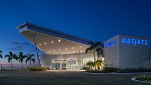 Netjets' new terminal
