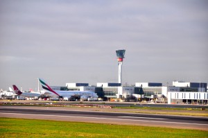 Operations at London's Heathrow Airport