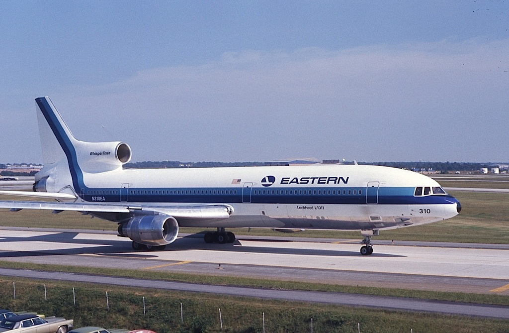 The ill-fated Eastern L-1011 TriStar