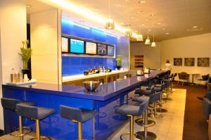 Delta's Sky Club at LaGuardia