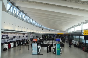 JetBlue's terminal at JFK