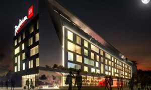Concept of a Radisson Red property