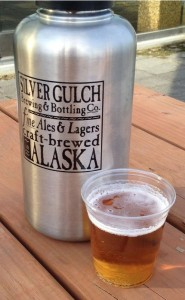 ALASKA AIRLINES SILVER GULCH BREWING