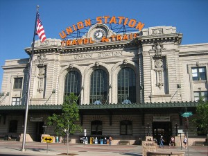 Denver's historic Union Station