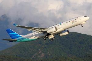 A Garuda Indonesia Airbus A330-300