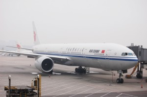 An Air China Boeing 777-300ER