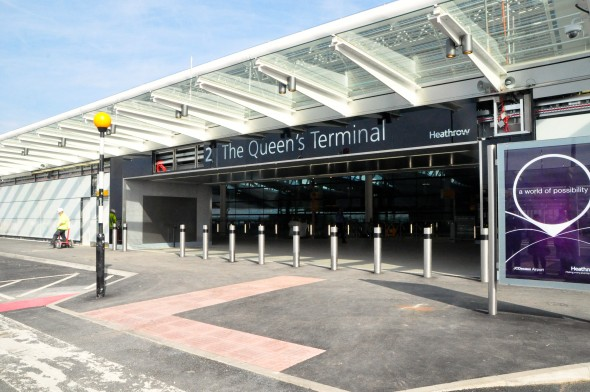 Heathrow's new Terminal 2, which opened earlier this year
