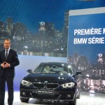 Launch of the BMW 4 Series Gran Coupe