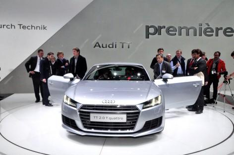 Audi TT 2.0 T quattro