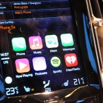 Apple CarPlay main interface