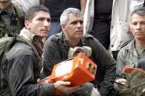 Flight data recorder recovered from the wreckage of Gol Transportes Aéreos Flight 1907 in 2006