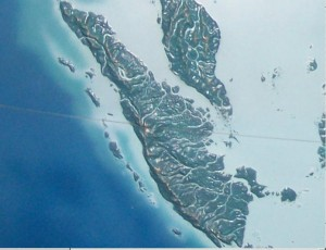 Image of the Strait of Malacca