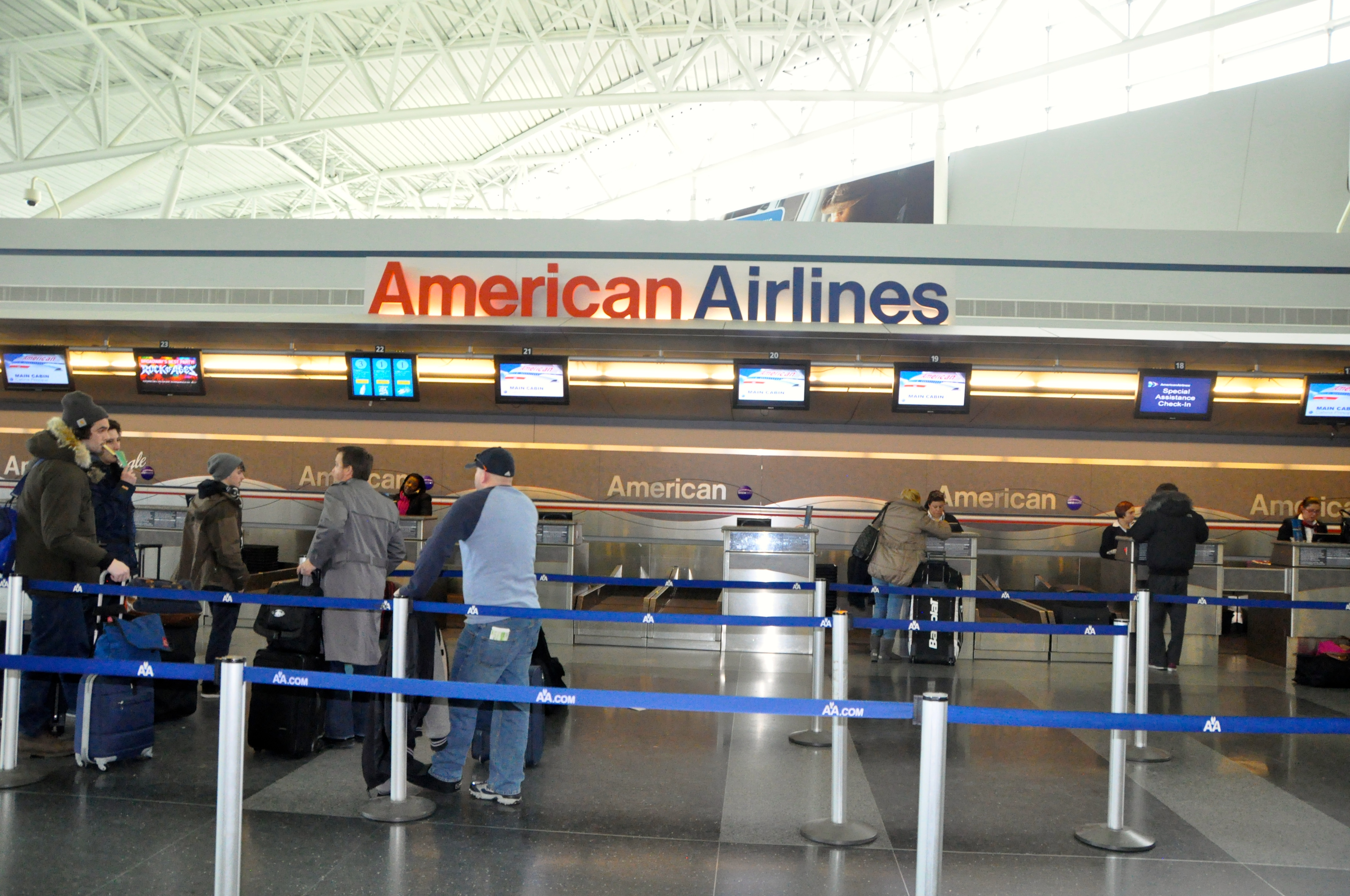 American Airlines Unveils 5 Tier Award Redemption Chart