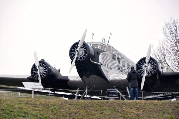 "Junkers Ju 52 ""Rudolf von Thüna"""