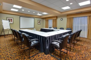 Meeting space at the Holiday Inn Sherwood Park - Conference Center