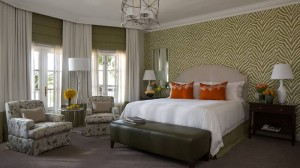 A room at the Four Seasons Hotel the Westcliff, Johannesburg