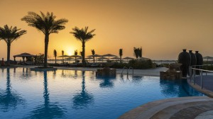 Outdoor pool at the Ajman Saray, a Luxury Collection Resort, Ajman