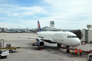 A Delta A320