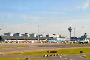 Flight 17 departed Wednesday from Schiphol Amsterdam Airport