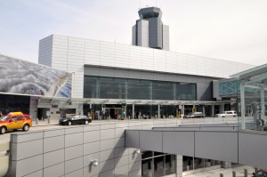 Terminal 2 at San Francisco International Airport