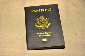 A U.S. passport