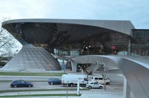 The BMW Welt in Munich