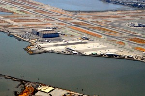 JFK from the air