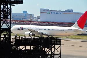 A JAL 767-300