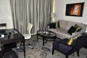 A Four Seasons hotel room
