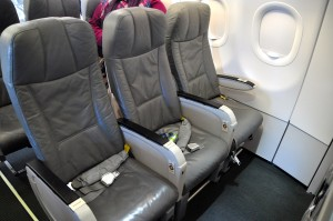 Not all JetBlue seats will be this room in the future