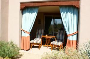 A Four Seasons room