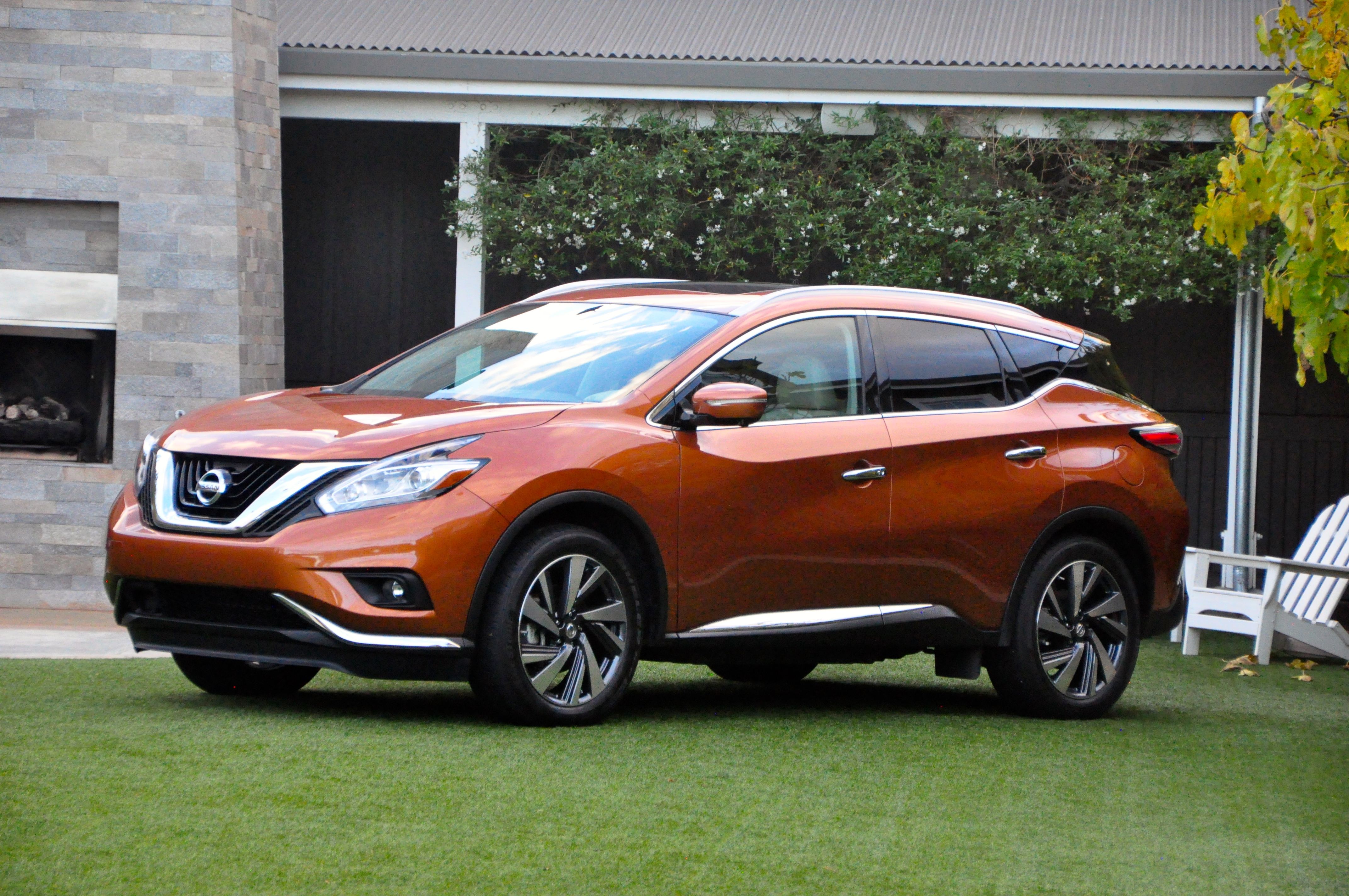 2015 nissan murano first look and review frequent business traveler. Black Bedroom Furniture Sets. Home Design Ideas