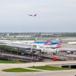 Chicago O'Hare as seen by the author