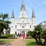 Saint Louis Cathedral at Jackson Square