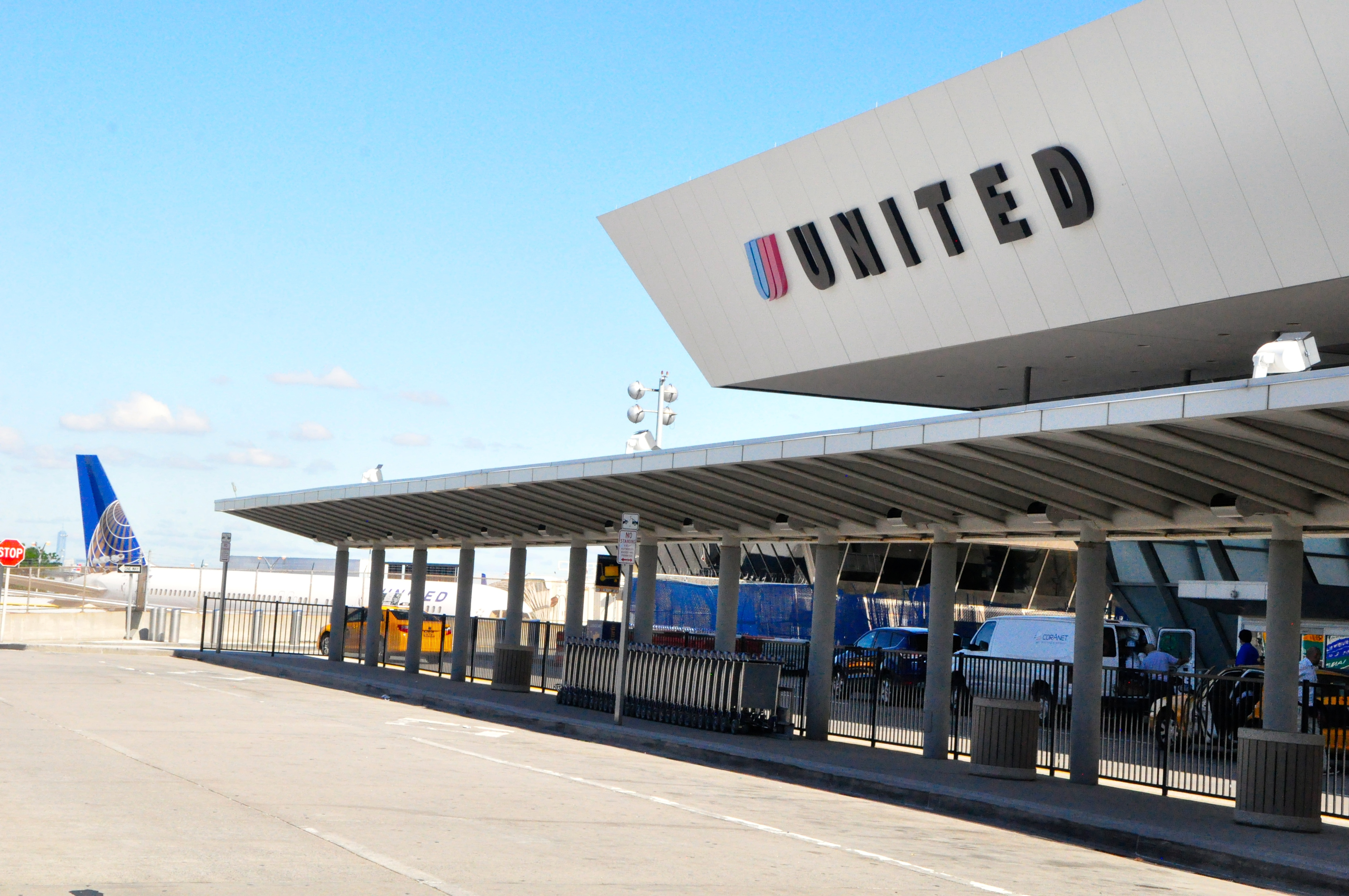 The United name will soon disappear from JFK
