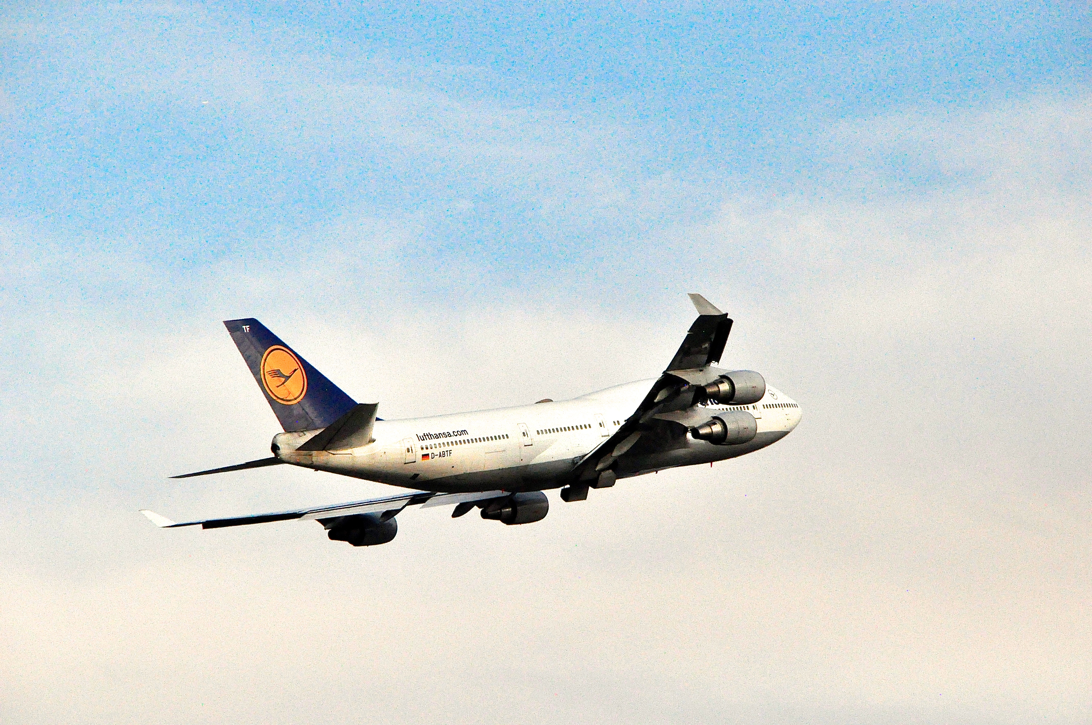 The 747 is the world's most recognizable aircraft