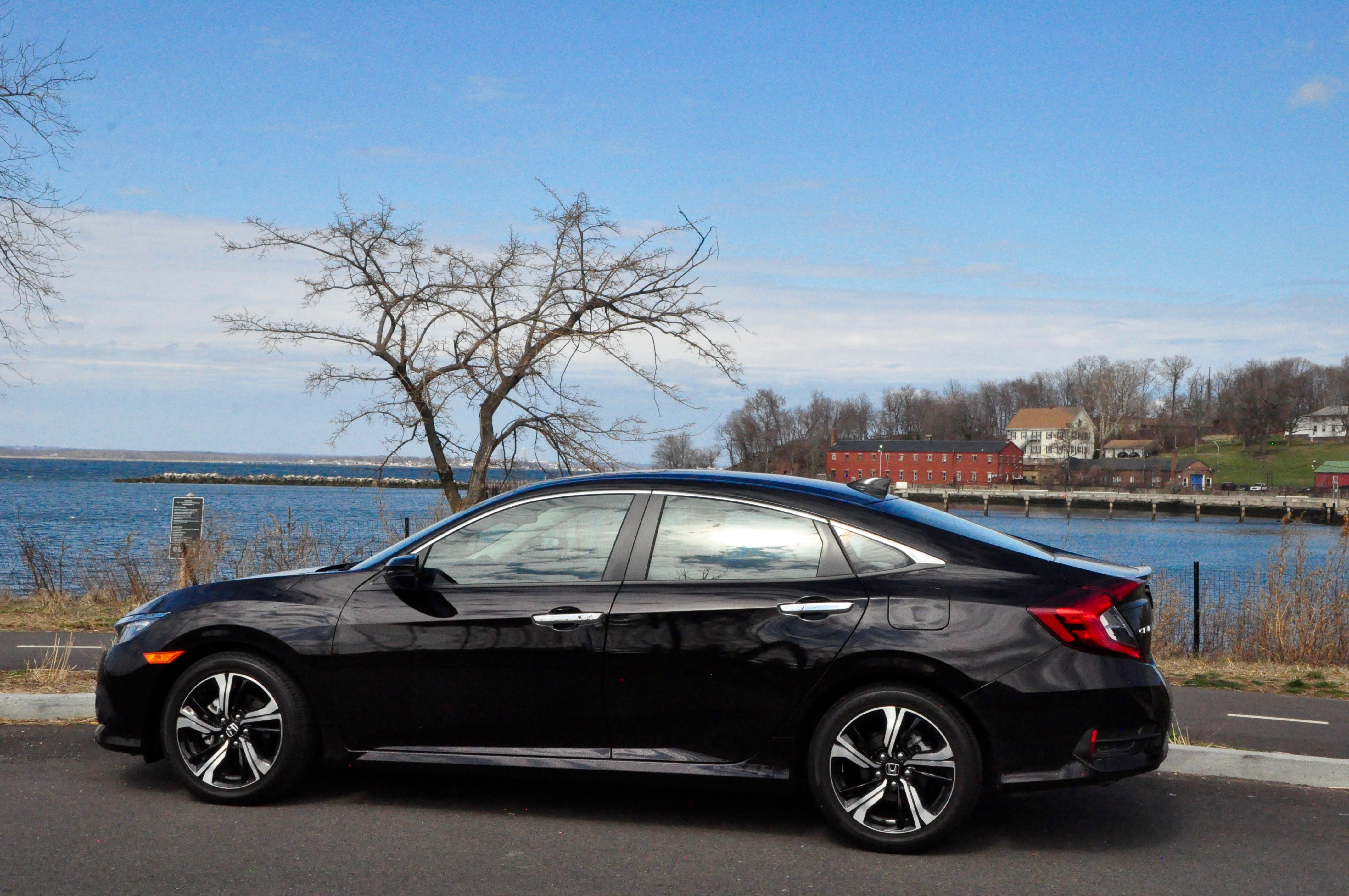 2016 honda civic touring road test and review frequent. Black Bedroom Furniture Sets. Home Design Ideas