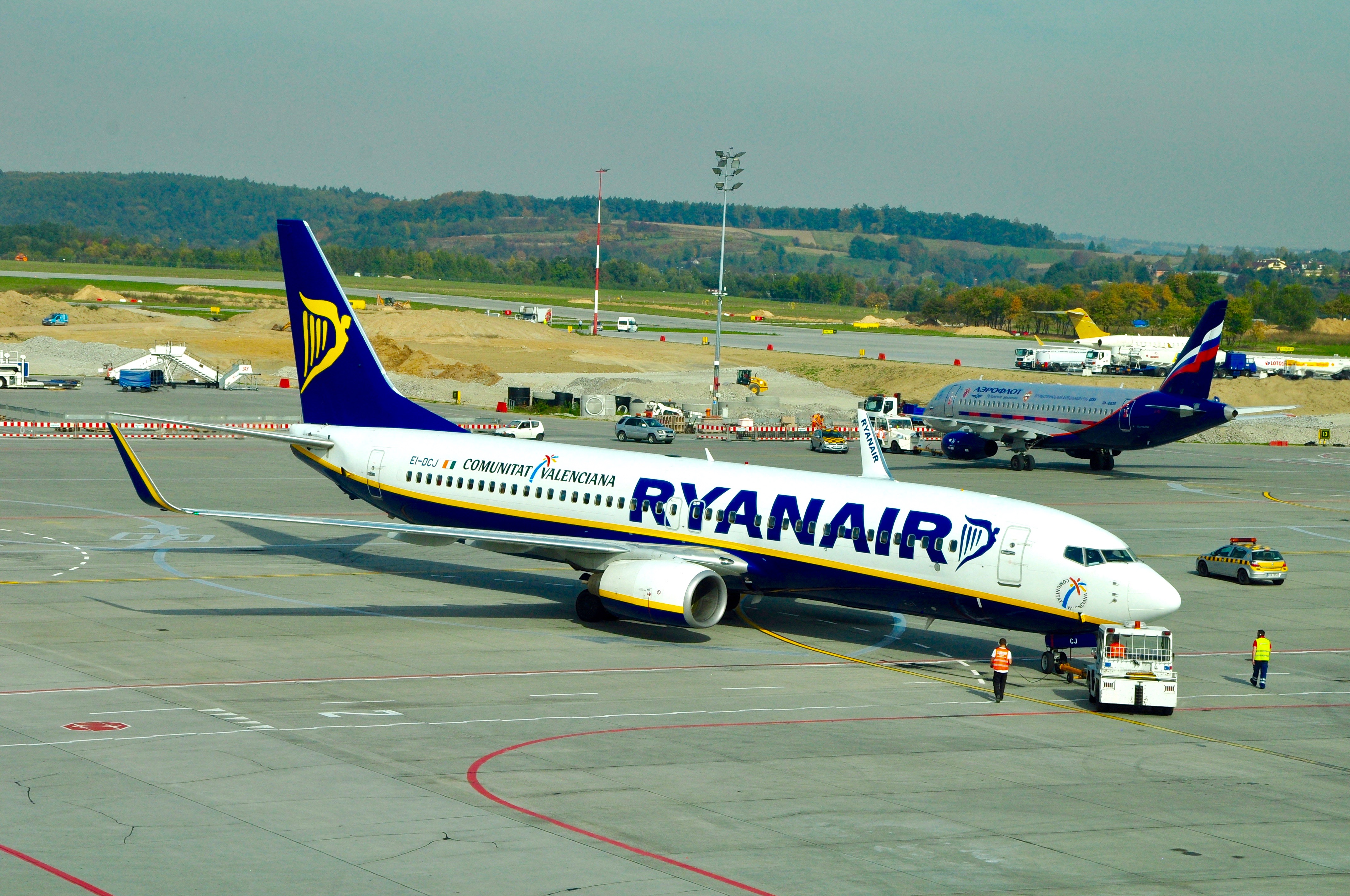 Ryanair will allow nervous flyers to shun Boeing Max aircraft