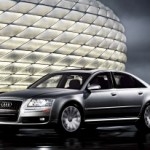 2007 Audi A8 L quattro AT6