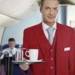 Austrian Airlines Flights 87 and 88, New York-JFK Vienna and Return